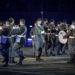 """Internationales Militärmusiktreffen """"Spasskaya Tower"""" Tag 3 und Tag 4 in Moskau"""